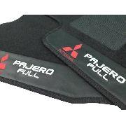 Tapete Mitsubishi Pajero Full 3 Portas Carpete Luxo Base Pina