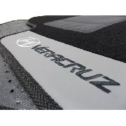 Kit Assoalho+ Porta Malas Hyundai Vera Cruz CarpeteLuxo