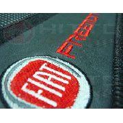 Tapete Fiat Freemont Carpete  Luxo Base Pinada Hitto O Melhor