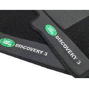 Tapete Land Rover Dd Carpete Premium  Base Pinada