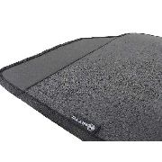 Tapete Toyota Sw4 2017 Carpete Luxo Base Borracha Pinada