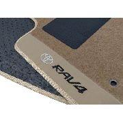 Tapete Toyota Rav4 2014/... Carpete  Base Pinada