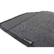 Tapete Volkswagen Logus Carpete Luxo  Base Borracha Pinada