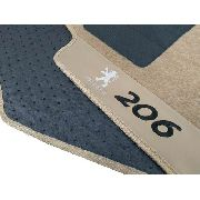 Tapete Peugeot 2008 Carpete Luxo Base Pinada
