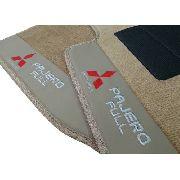 Tapete Pajero Dakar 07 Lugares Carpete Premium