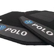 Tapete Vw Pollo Carpete Luxo Base Pinada