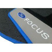 Tapete Ford Focus Carpete 8mm Base Borracha Pinada
