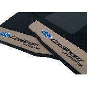 Tapete Ford Ecosport Titanium Carpete Luxo Base Pinada