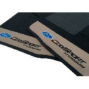 Tapete Ford Ecosport Titanium Carpete 8mm Base Pinada