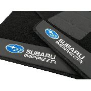 Tapete Subaru Forester Borracha Pvc Base Pinada