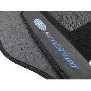 Tapete Ford Ecosport 2018 Carpete Luxo Base Pinada