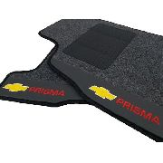 Tapete Gm Prisma Carpete 8mm Base Borracha Pinada