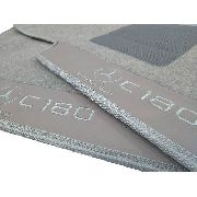 Tapete Mazda Mx-3 Carpete Luxo Base Pinada