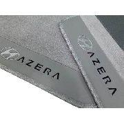 Tapete Hyundai New Azera Carpete Premium 12mm Base Pinada