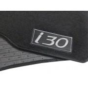 Tapete Hyundai I30 Carpete Exclusiv base pinada