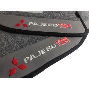 Tapete Mitsubishi Pajero Full Gls Pajerinho Carpete Luxo