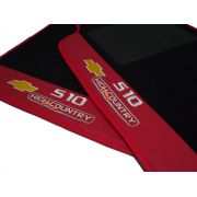 Tapete S10 2016 Carpete Linha Premium Hitto