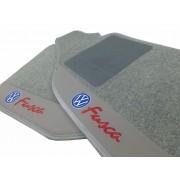 Tapete Volkswagem Fusca Novo Carpete Luxo Base Pinada