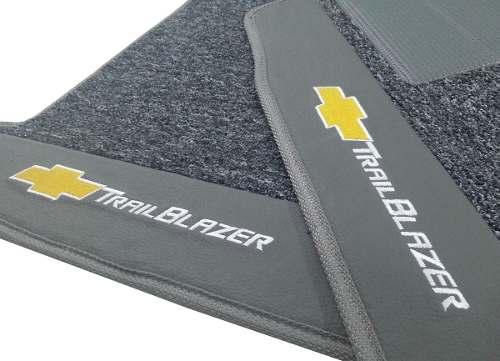 Tapete Tracker Novo Carpete Linha Premium  Base Pinada