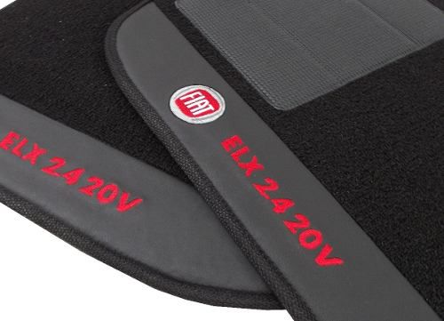 Tapete Fiat Marea Weekend Sx Elx Hlx Carpete Premium 12mm