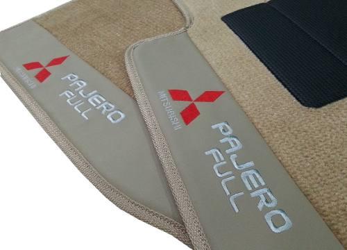 Tapete Pajero Full 03 Portas 2006/2007 Carpete Premium