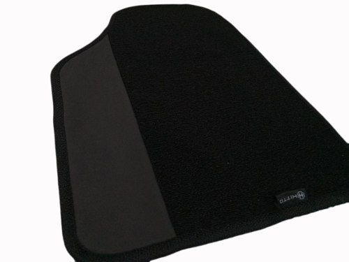 Tapete Nissan Tiida Carpete Premium Base Pinada