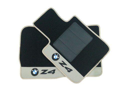 Tapete Bmw Z4 Carpete Premium  + Capa Triângulo Hitto