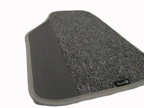 Tapete Bmw X1 Bege Carpete Premium 12mm Base Pinada Hitto