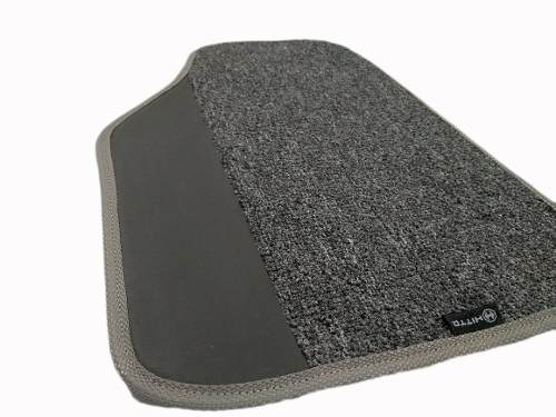 Tapete Bmw 325 Carpete Linha Premium 12mm Base Pinada