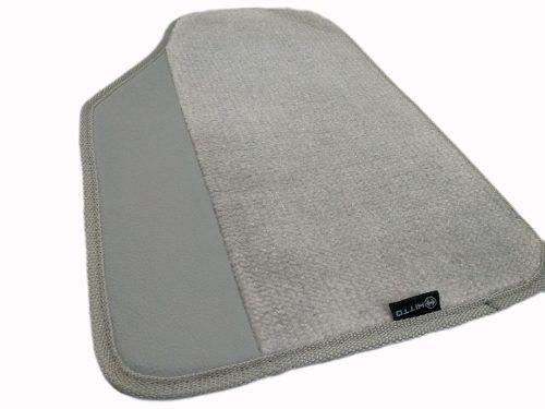 Tapete Bmw (serie1) 116,118,135 Carpete 12mm Base Pinada