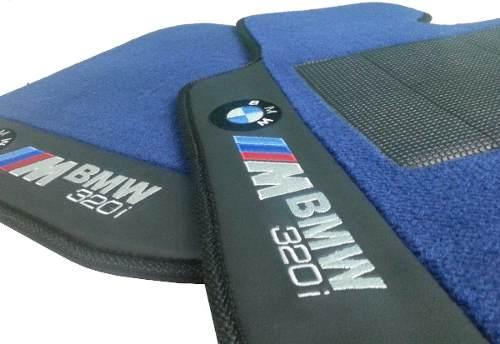 Tapete Bmw 320i Carpete Linha Premium