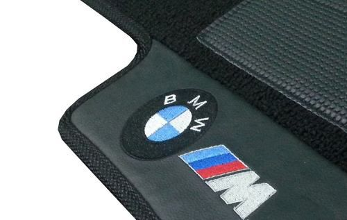 Tapete Bmw Bmw 540 2003 Carpete Premium