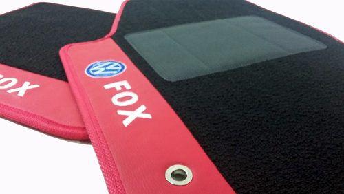 Tapete Fox Novo 2014/... Carpete Premium