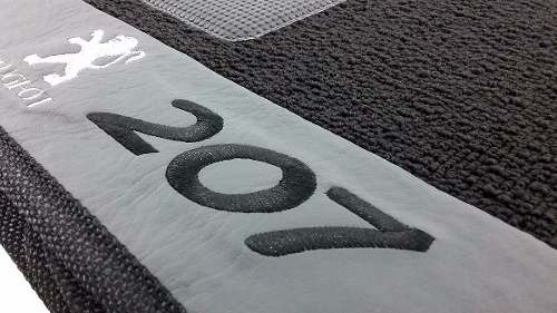 Tapete Peugeot 207