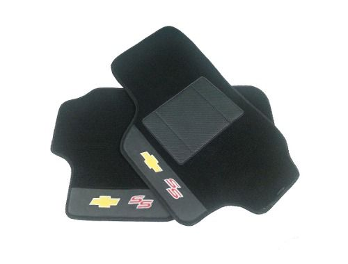 Tapete Chevrolet Astra Ss Carpete Premium  Base Pinada