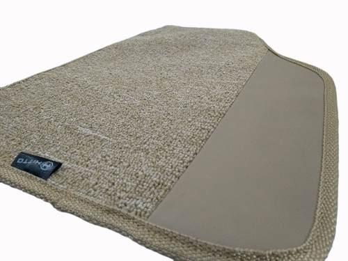 Tapete Mitsubishi Eclipse Carpete Premium  Base Pinada