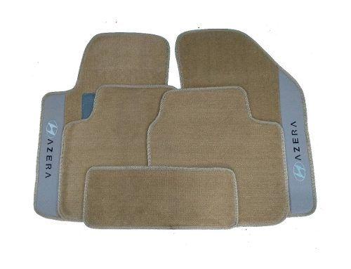 Tapete Carpete Hyundai Azera  Bege Premium OriginalHitto