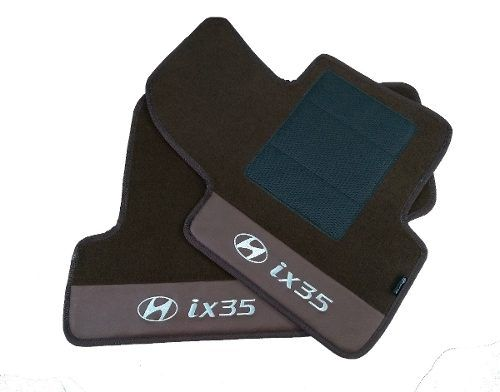 Tapete Hyundai Ix35 carpete Luxo  luxo Original Hitto