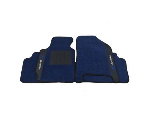 Tapetes Hyundai Elantra Carpete  Premium base pinada