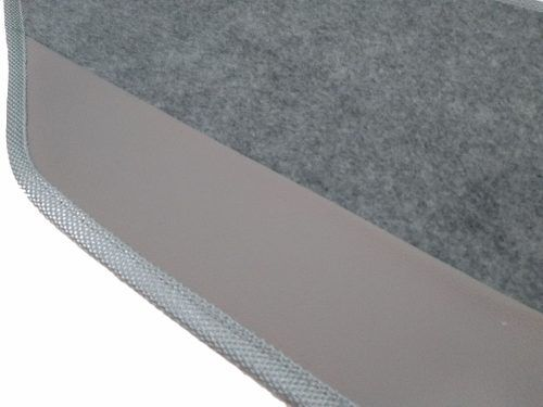 Tapete Hyundai New Azera Carpete Luxo Base Pinada Hitto