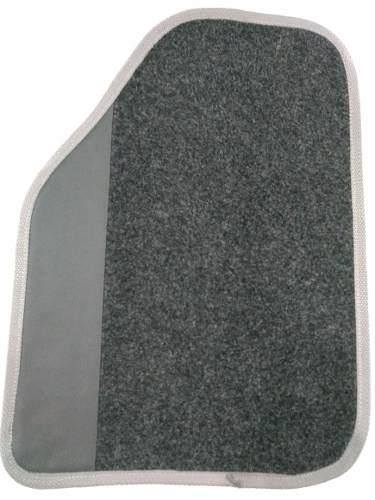 Tapete Porta Malas Corsa Super Carpete Luxo  Base Pinada Hitto