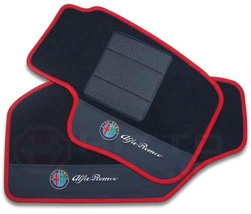 Tapete Par Gm D20 Carpete Premium Base Borracha Pinada