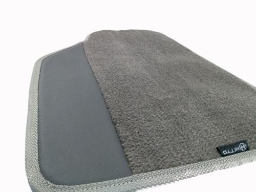 Tapete Kia Soul Carpete Premium  Base Borracha Pinada