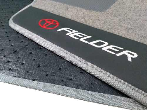 Tapete Toyota Etios Hatch E Sedan Carpete Luxo Base Pinada