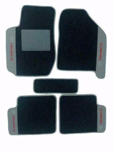 Kit Tapete+ Porta Malas Toyota Fielder Carpete