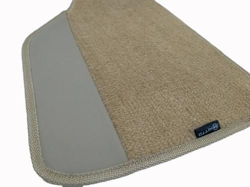 Kit Assoalho+ Porta Malas Fox .../2013 Carpete Premium 12mm