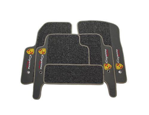 Tapete Peugeot Rcz Carpete Premium  Base Pinada - Hitto