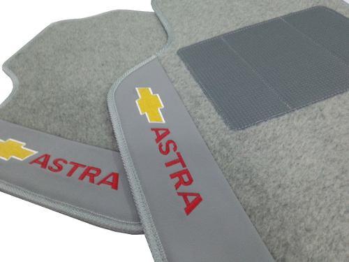 Tapete Astra 1995/1998 Carpete 8mm Base Pinada Hitto!
