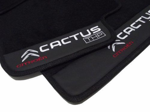 Tapete Citroen Cactus Carpete luxo Hitto Original!