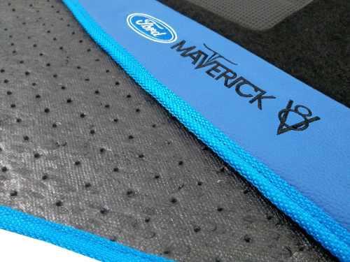 Tapete Carpete Porta Malas Linha Premium  Maverick